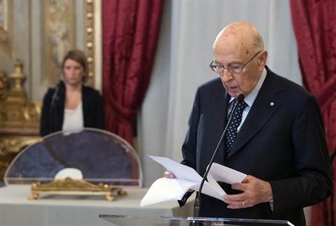 Napolitano: I giornalisti non sono bersagli ma siano responsabili